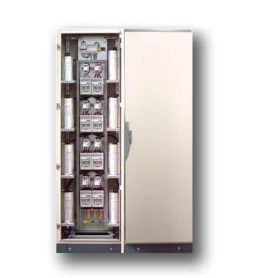 Bateria kondensatorów BKE-S stojąca typu BKE-S 187,5/12,5