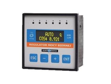 Regulator mocy biernej RMB-11MT